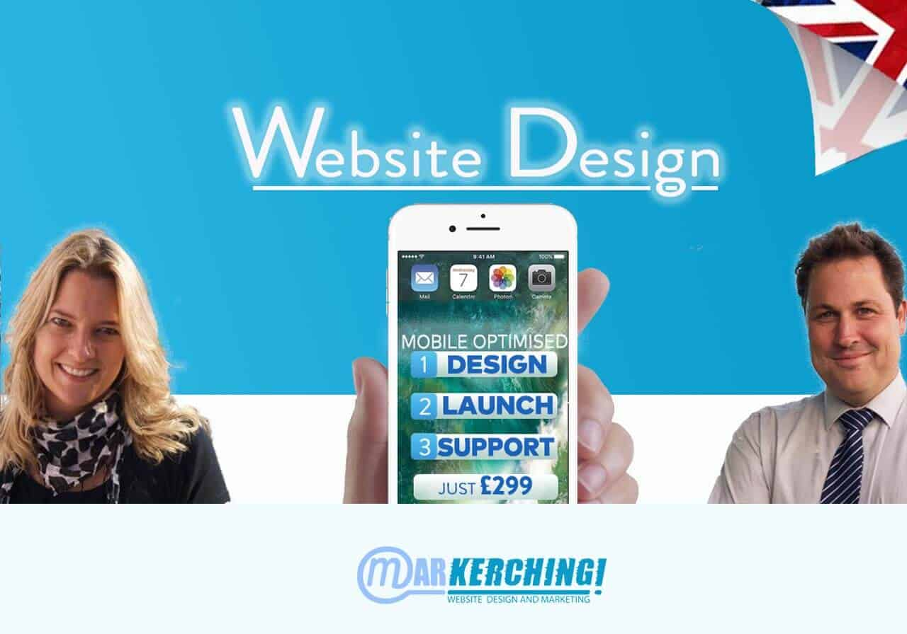 markerching web designers and website specialists