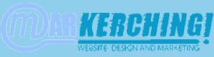 Markerching Website Agency logo design