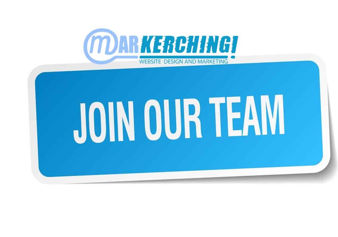 Markerching Cheap Website Design Vacancies